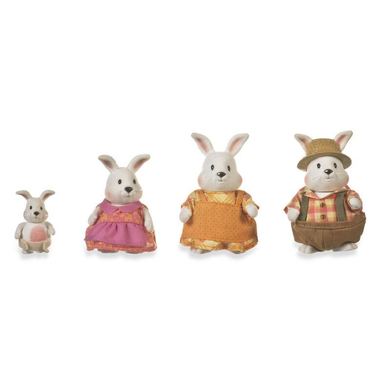 Li'l Woodzeez, Hoppingood Rabbits