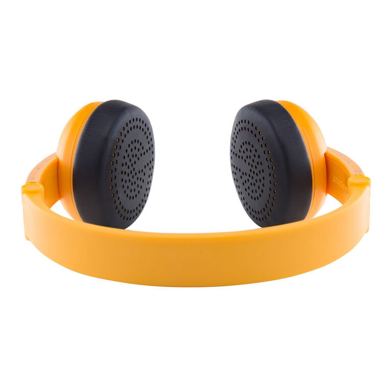 BuddyPhones Wave Wireless - Abeille Jaune