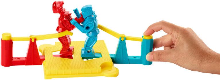 Rock 'em Sock 'em Robots Fast Fun Game