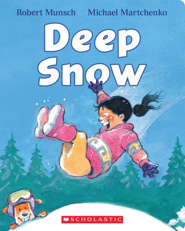 Scholastic - Deep Snow - Édition anglaise