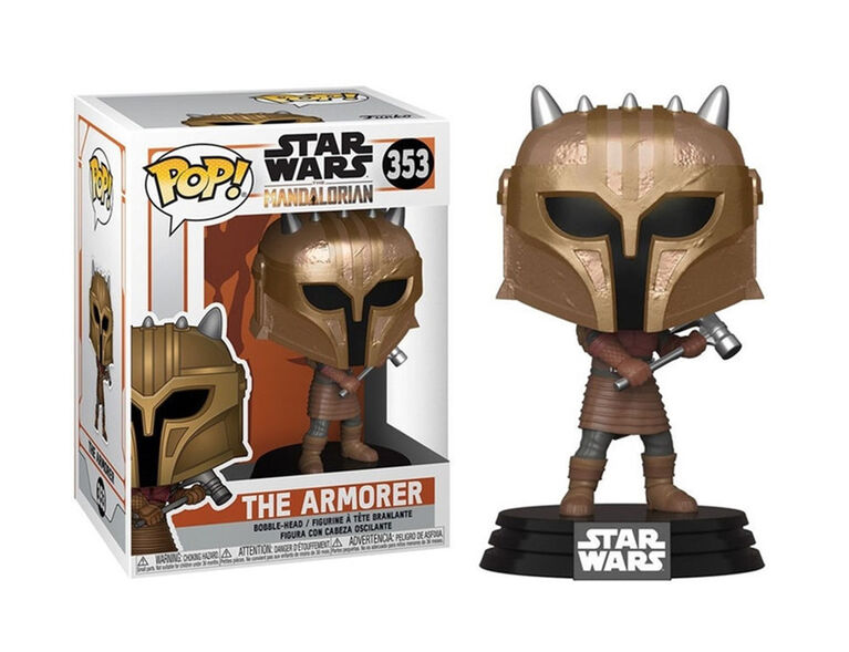 Funko POP! Television: The Mandalorian - The Armorer
