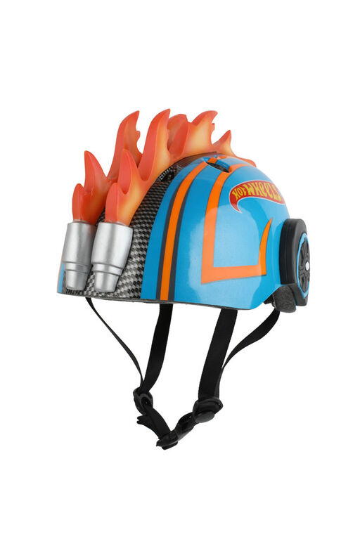 Hot Wheels Flame Helmet
