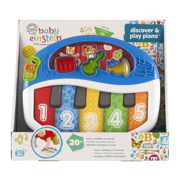 Baby Einstein - Discover & Play Piano