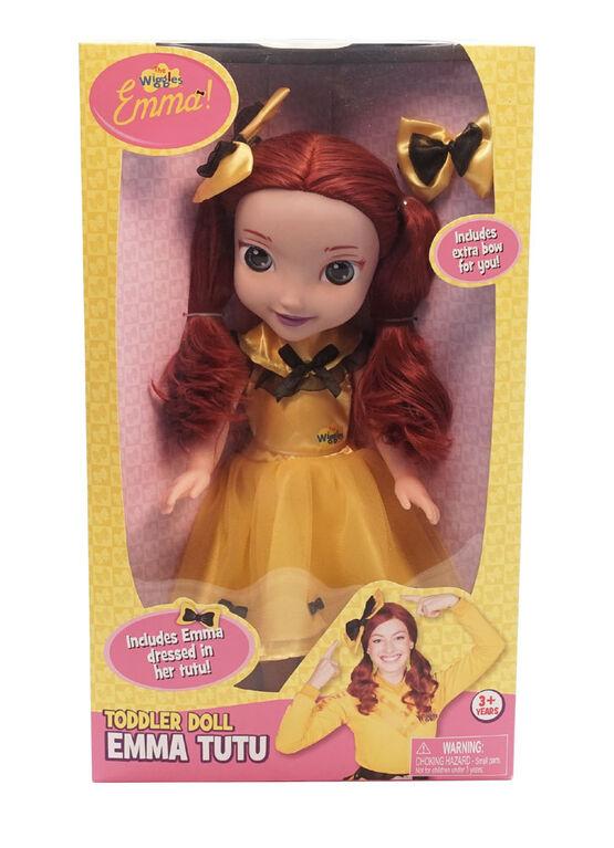 Emma Ballerina Doll with bow