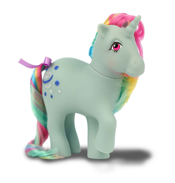 My Little Pony 35th Anniversary Rainbow Ponies - Moonstone - R Exclusive