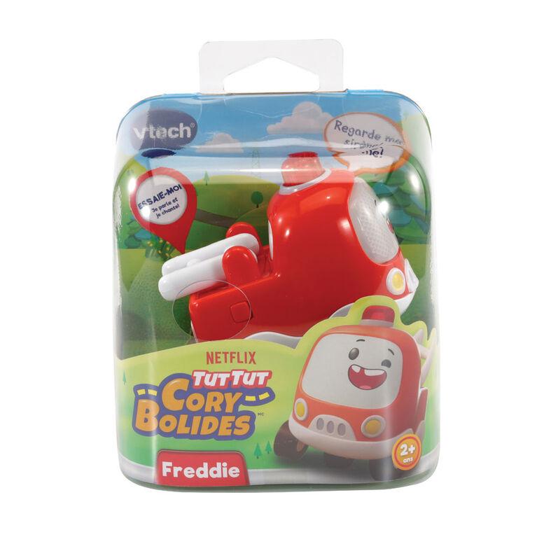VTech Tut Tut Cory Bolides - Freddie - French Edition