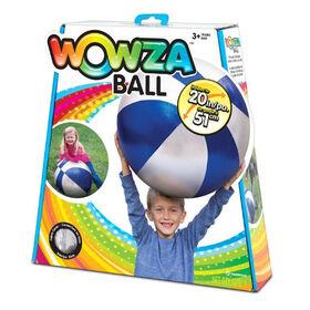 20 inch Wowza Blue Basketball