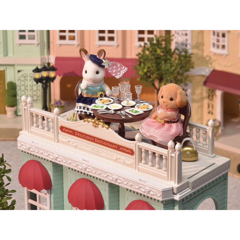 Calico Critters - Delicious Restaurant