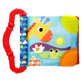 Bright Starts - Teethe & Read - Red