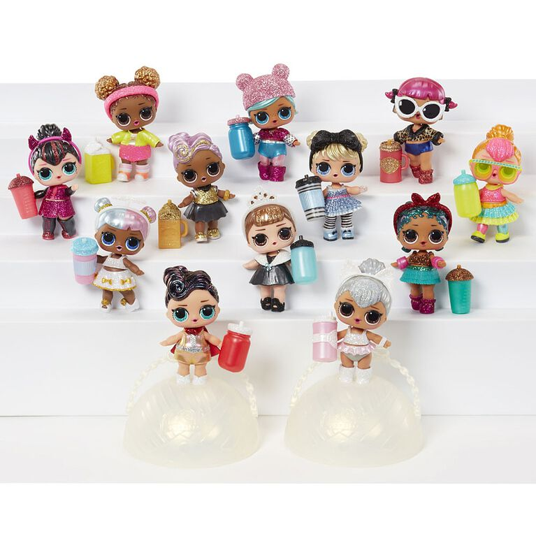 L.O.L Surprise Glam Glitter Doll - Styles Vary