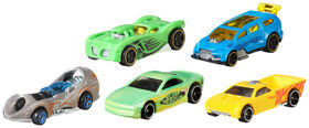 Hot Wheels Color Shifters 5 Pack Vehicles