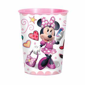 Minnie 16oz Plastic Cup