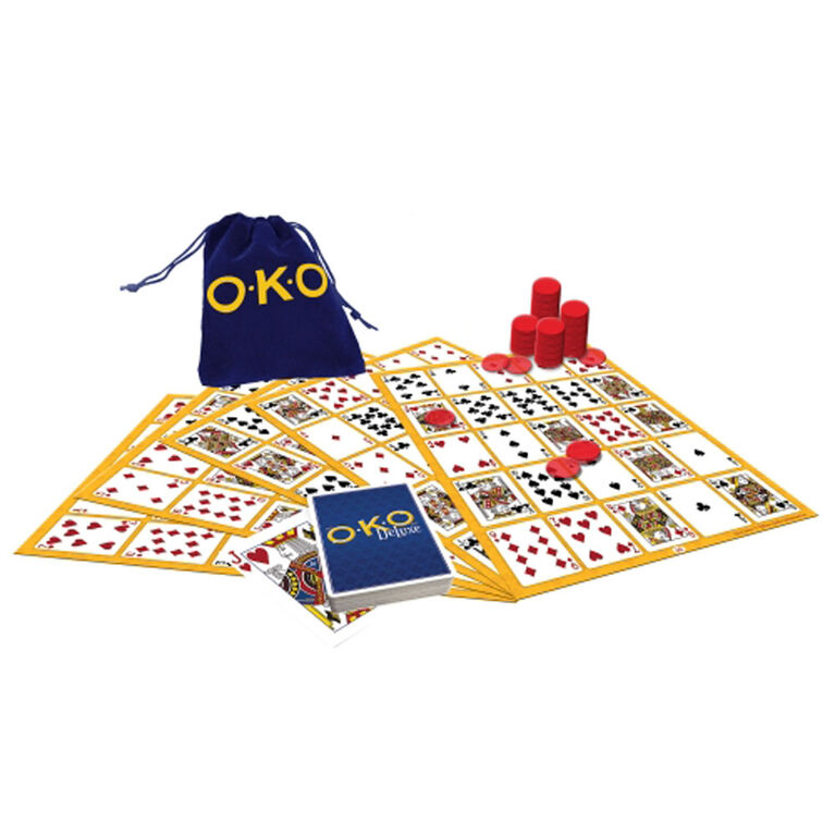 O-K-O Deluxe Game