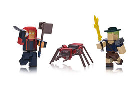 ROBLOX- Lot de 2 figurines Fantastic Frontier.