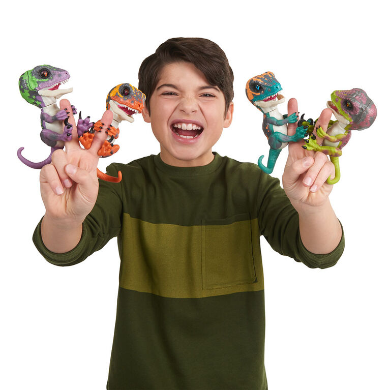 Fingerlings Untamed - Fury