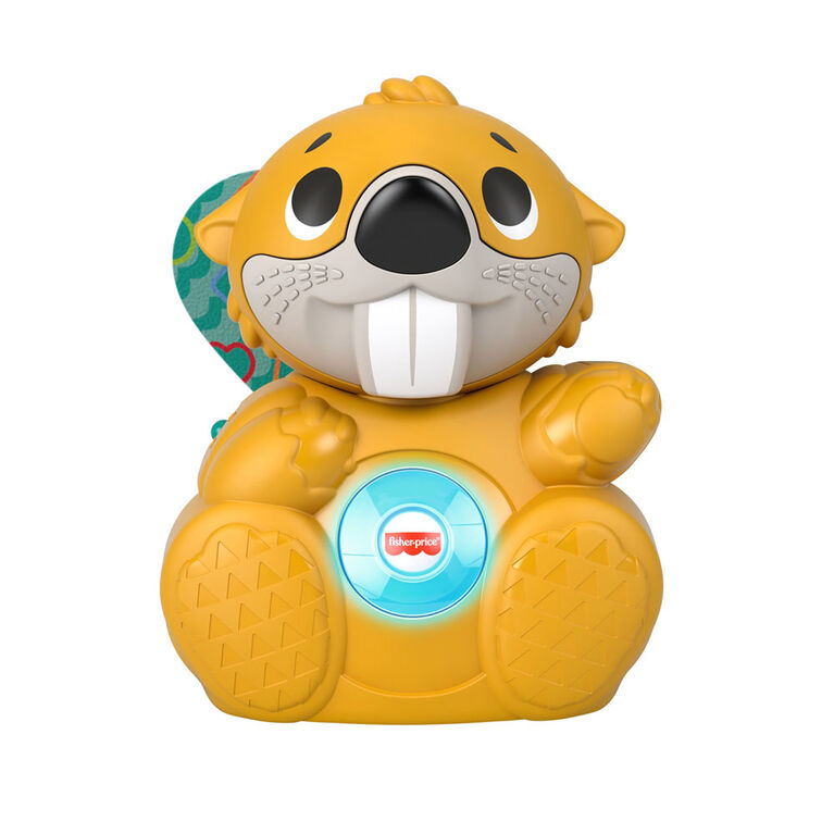 Fisher-Price Linkimals Boppin' Beaver - French Edition