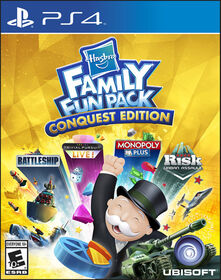 PlayStation 4 - Hasbro Family Fun Pack Conquest Edition