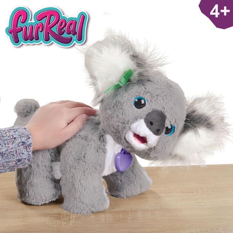 furReal, peluche interactive Koala Kristy, + de 60 sons et réactions