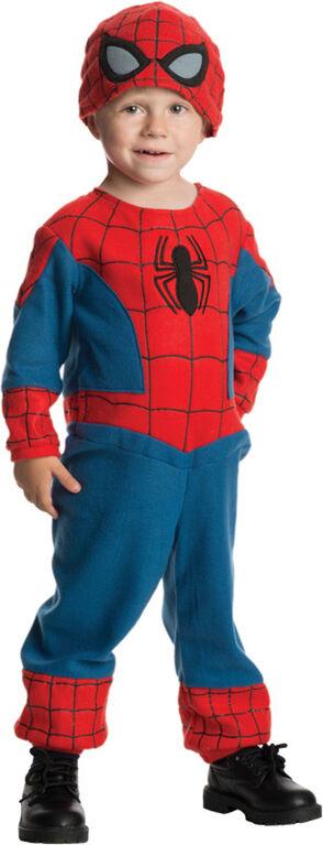 Spiderman Costume - Size 12-24m