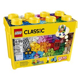 LEGO Creative - LEGO Large Creative Brick Box (10698)