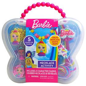 Ensemble D'Activité Collier Barbie - Édition anglaise