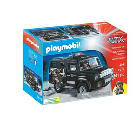 Playmobil - Tactical Unit Car (5674)