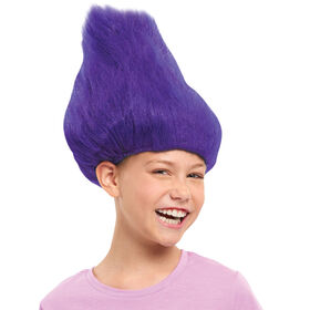 DreamWorks Trolls World Tour Troll-rific Branch Wig