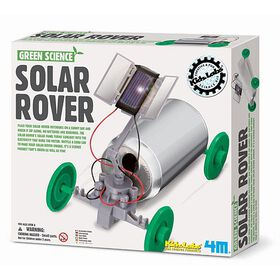 4M Solar Rover - English Edition