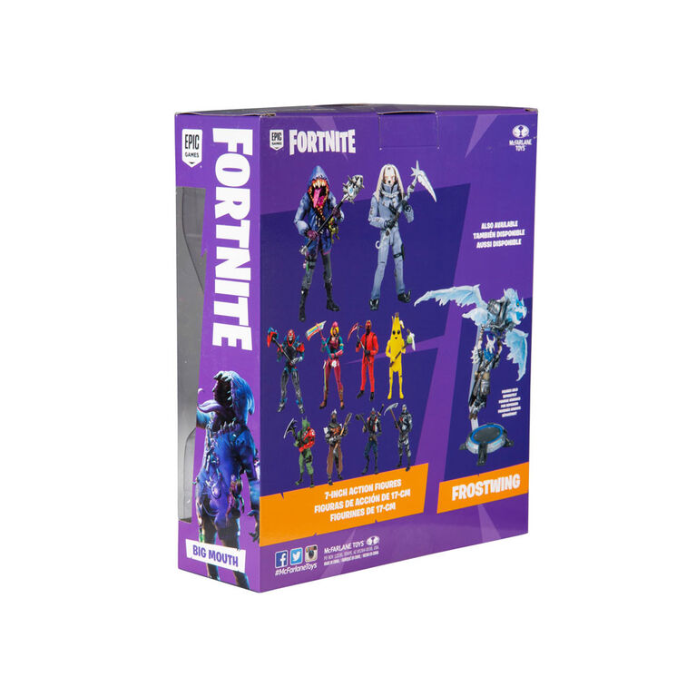 Fortnite Big Mouth - 7″ Action Figure
