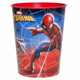 Spider-Man 16oz Plastic Cup