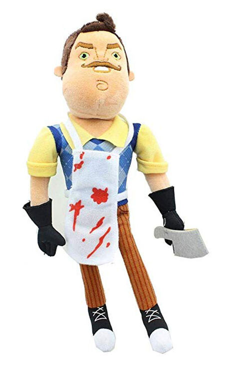Hello Neighbor Plush - Butcher