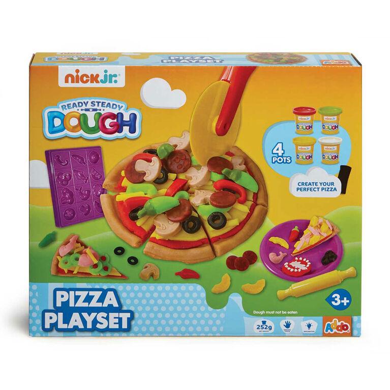Coffret Ready Steady Dough Pizza de Nick Jr