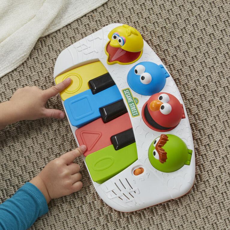 Playskool Friends Sesame Street - Singing Friends Piano - Édition anglaise - Notre exclusivité