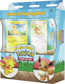 Pokemon Let's Play Pokemon TCG Box