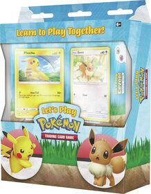 Coffret Jouons au JCC Pokémon