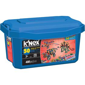 K'NEX - 50 Model Big value Building Set