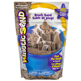 Kinetic Sand Bleu fluo