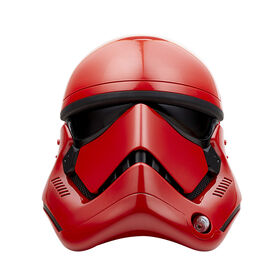 Star Wars The Black Series Galaxy's Edge Captain Cardinal Electronic Helmet - R Exclusive