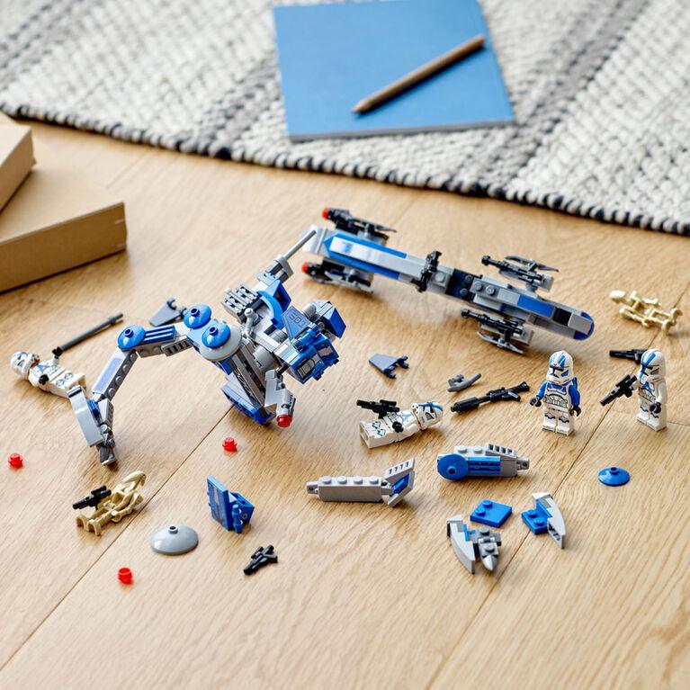 clone trooper-polybag figurine-set 8098 sw200 a sw0200 a Lego star wars
