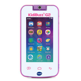 VTech KidiBuzz G2 - Pink - English Edition