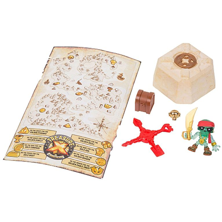 Moose Toys - Treasure X Single Pack