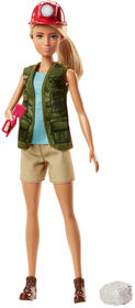 Barbie Career Paleontologist Doll