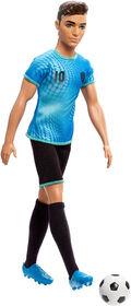 Barbie Soccer Player Ken Doll