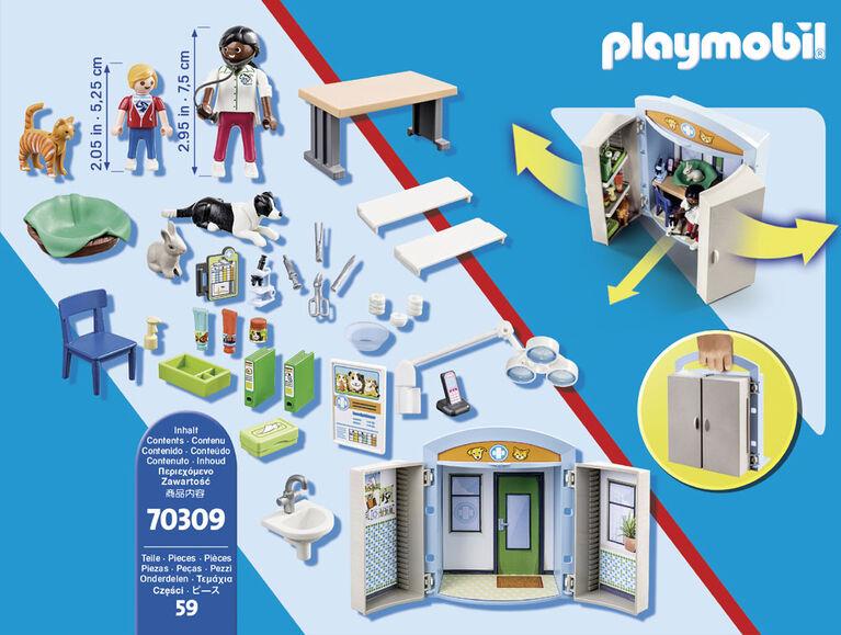 Playmobil - Coffre Vétérinaire