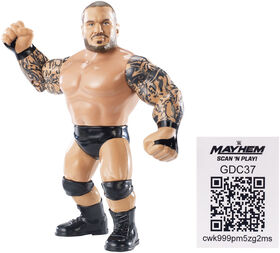 WWE Randy Orton Retro App Action Figure.