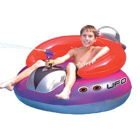 Vaisseau spatial gonflable pour piscine