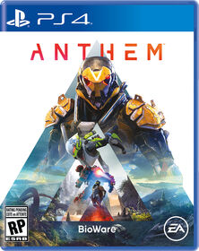 PlayStation 4 Anthem