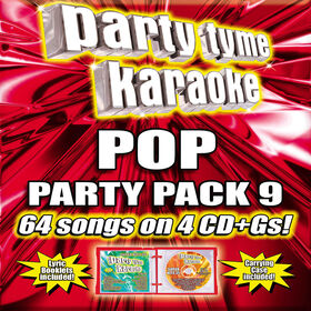 Party Tyme Karaoke - Pop Party Pack 9 - Édition anglaise