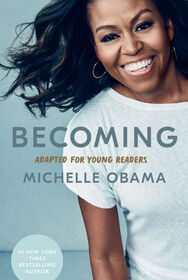 Becoming: Adapted for Young Readers - Édition anglaise