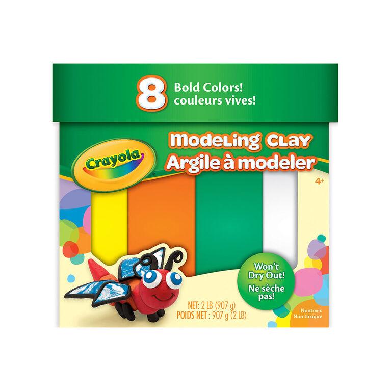 Modeling Clay Jumbo Pack